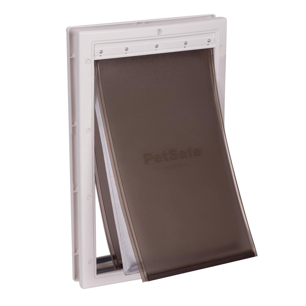 Petsafe 10 18 in x 16 14 in large extreme weather pet door petsafe 10 18 in x 16 14 in jeuxipadfo Gallery