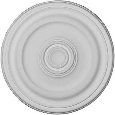 15-7/8 in. OD x 1-1/2 in. P (For Canopies up to 3-3/4 in.) Kepler Traditional Ceiling Medallion