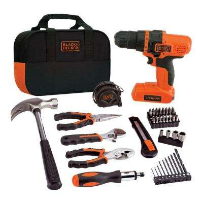 7.2-Volt Lithium-Ion Cordless Drill and Project Kit