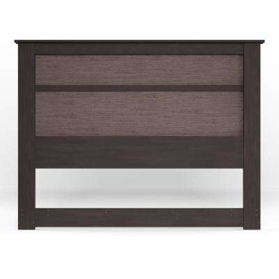 Gloria Chocolate King Headboard
