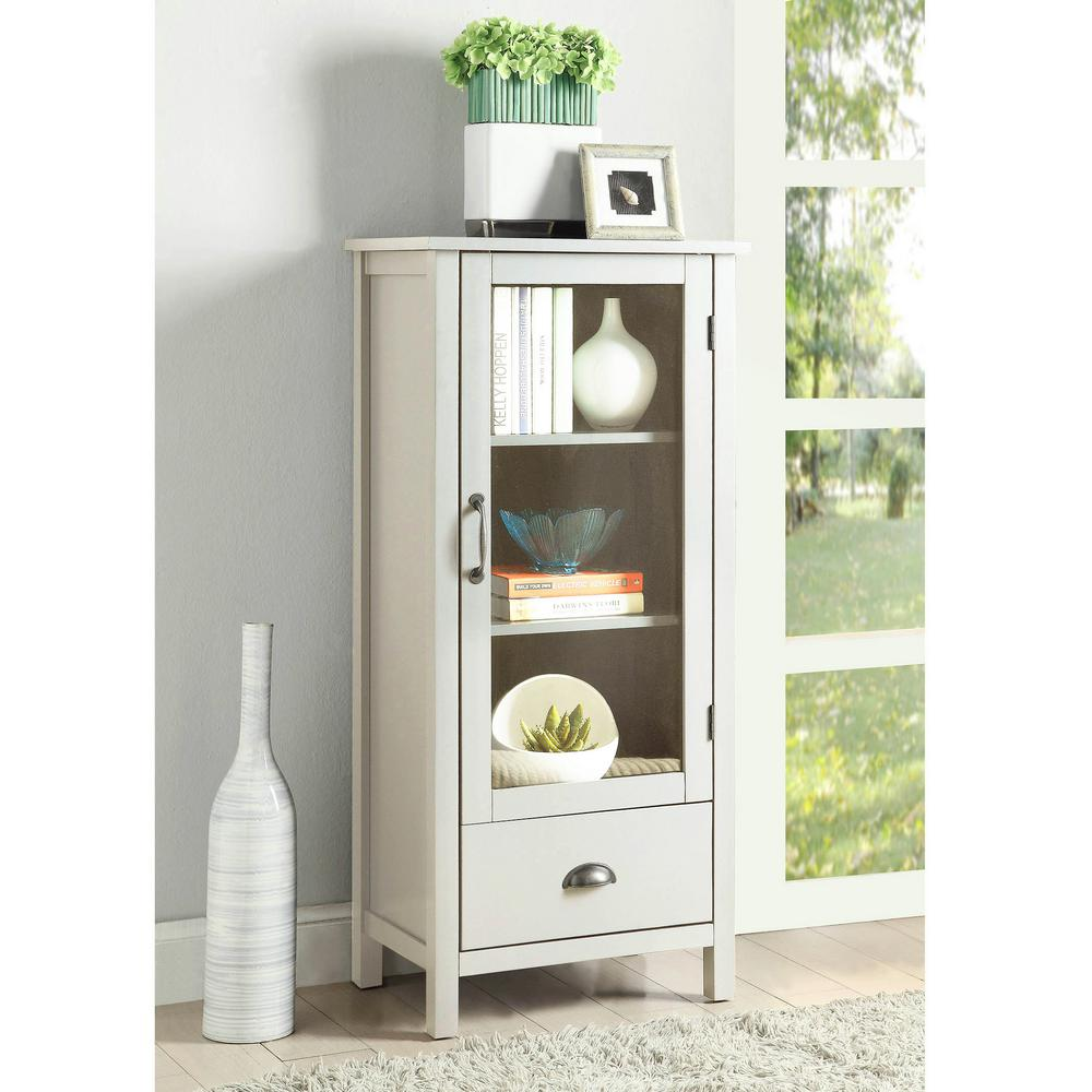 closetmaid white details ebay itm pantry cabinet
