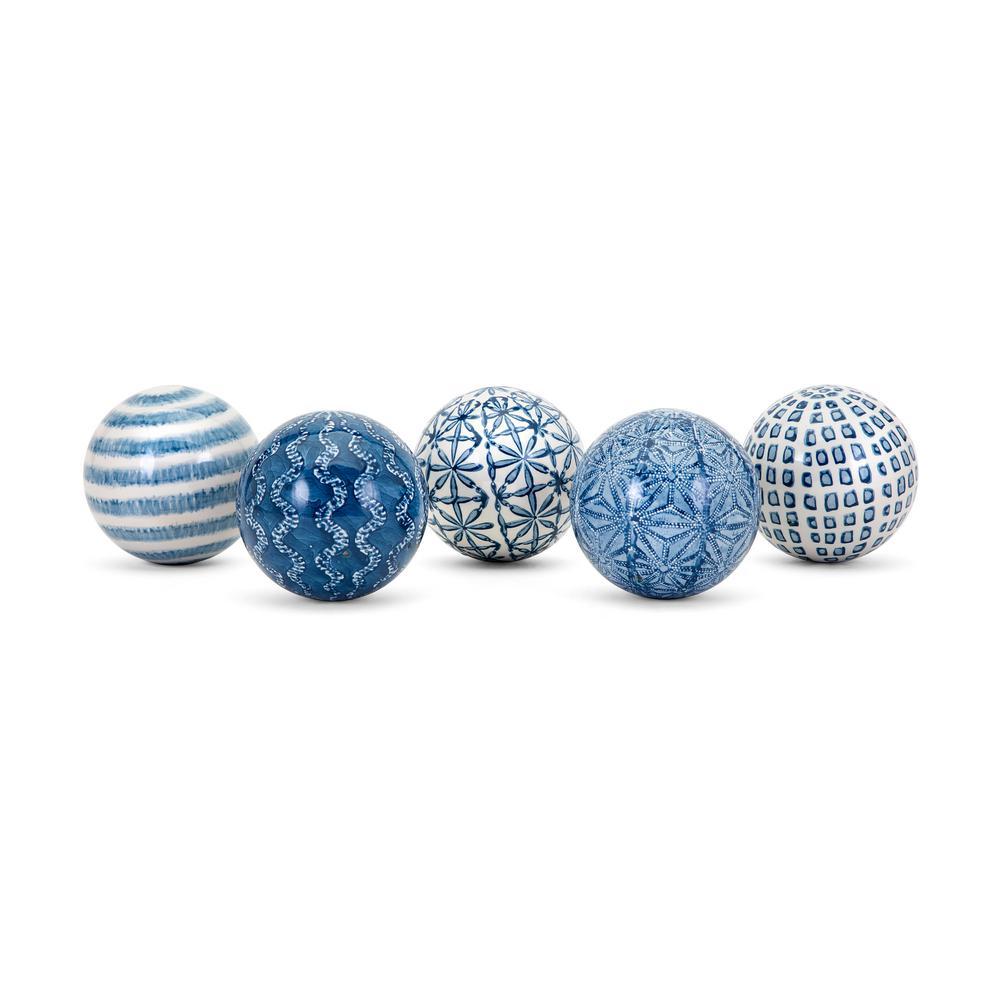 Barrett Spheres - 5-Assorted