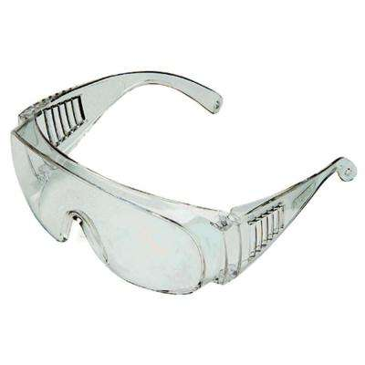 Clear Economic Safety Glasses
