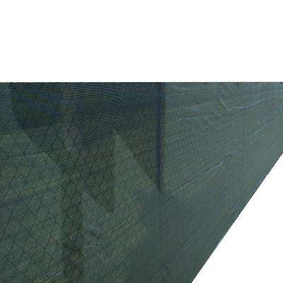 48 in. H x 600 in. W Polyethylene Green Privacy/Wind Screen Garden Fence