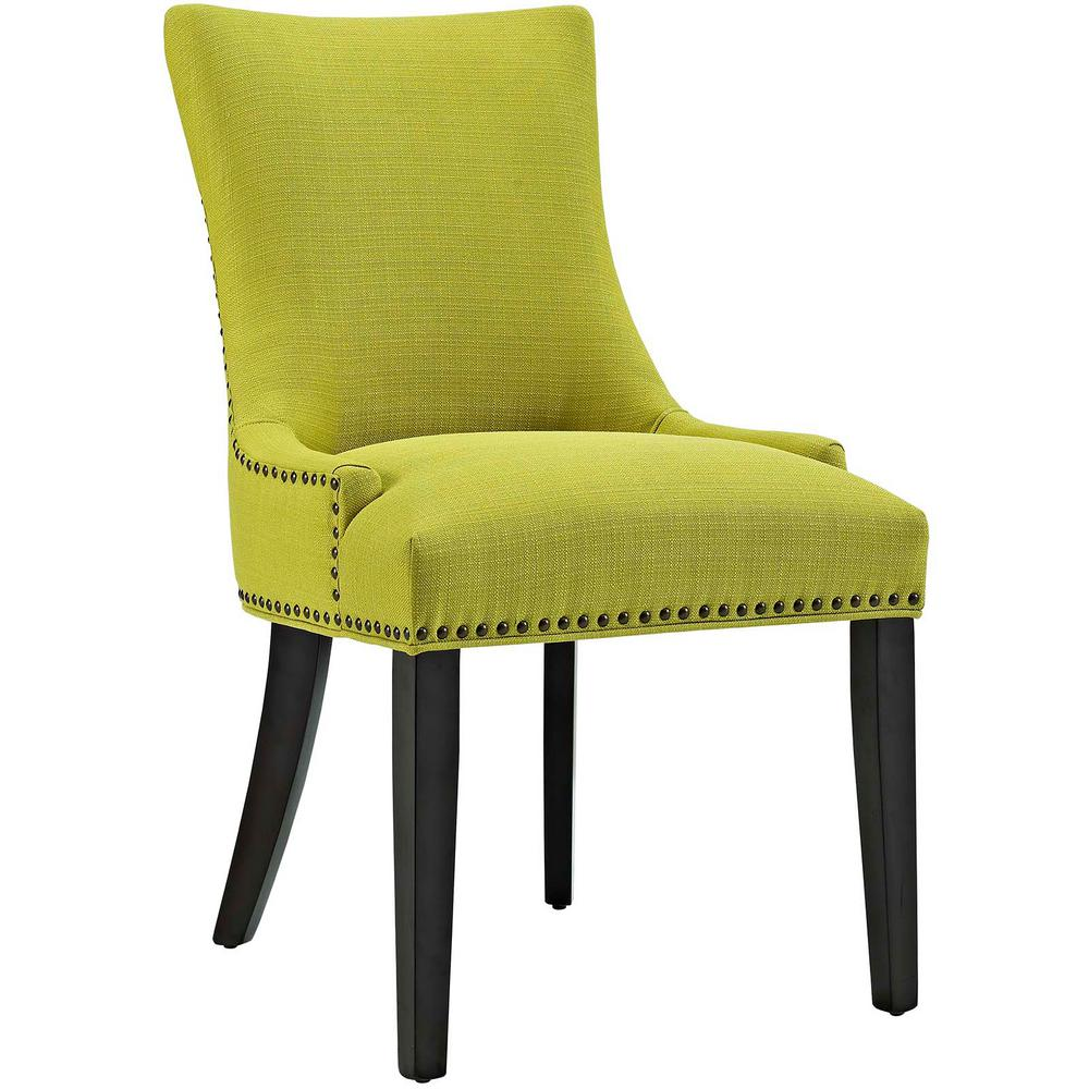 Marquis Wheatgrass Fabric Dining Chair
