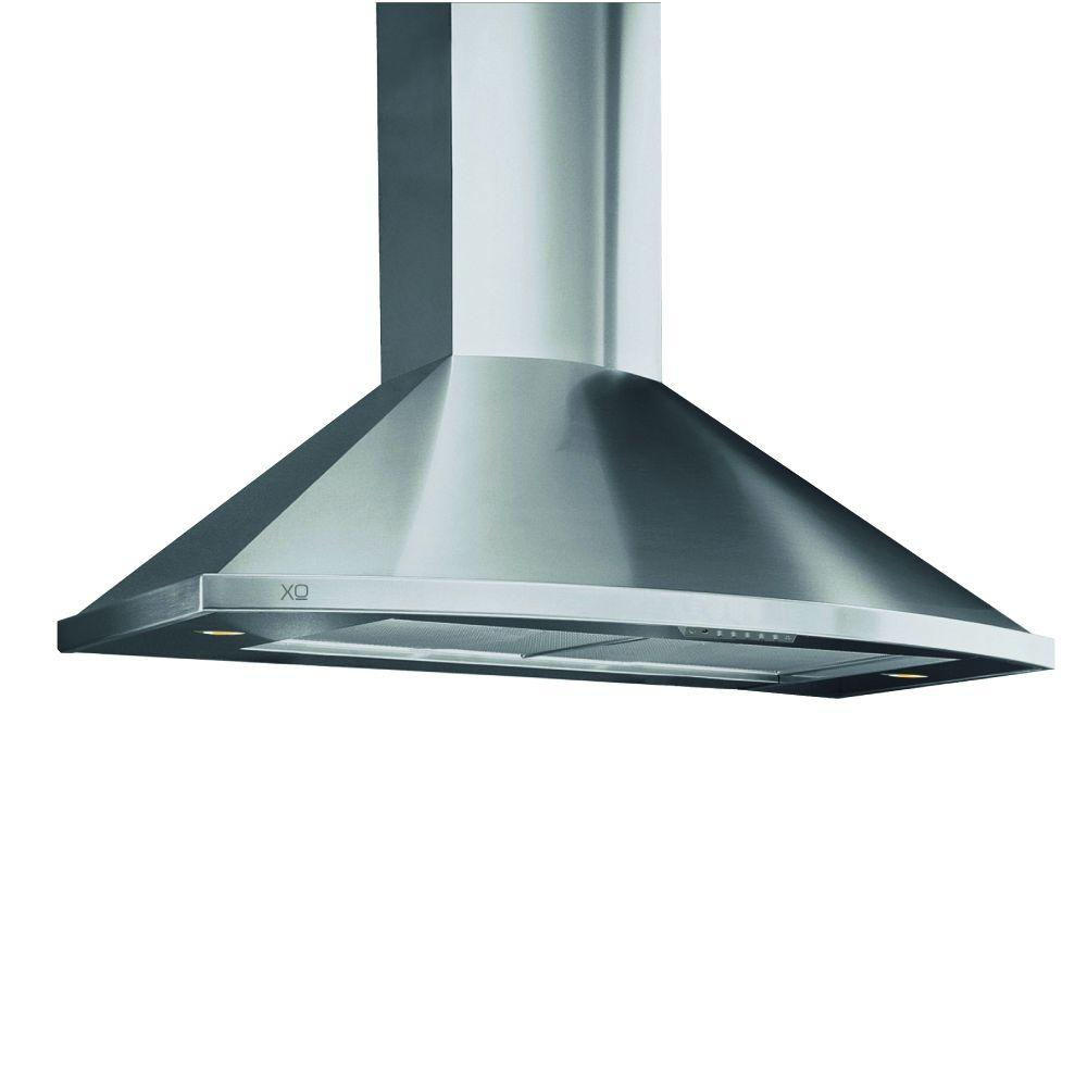 XO 30 in. Convertible Range Hood in Stainless Steel-XOS30S - The ...