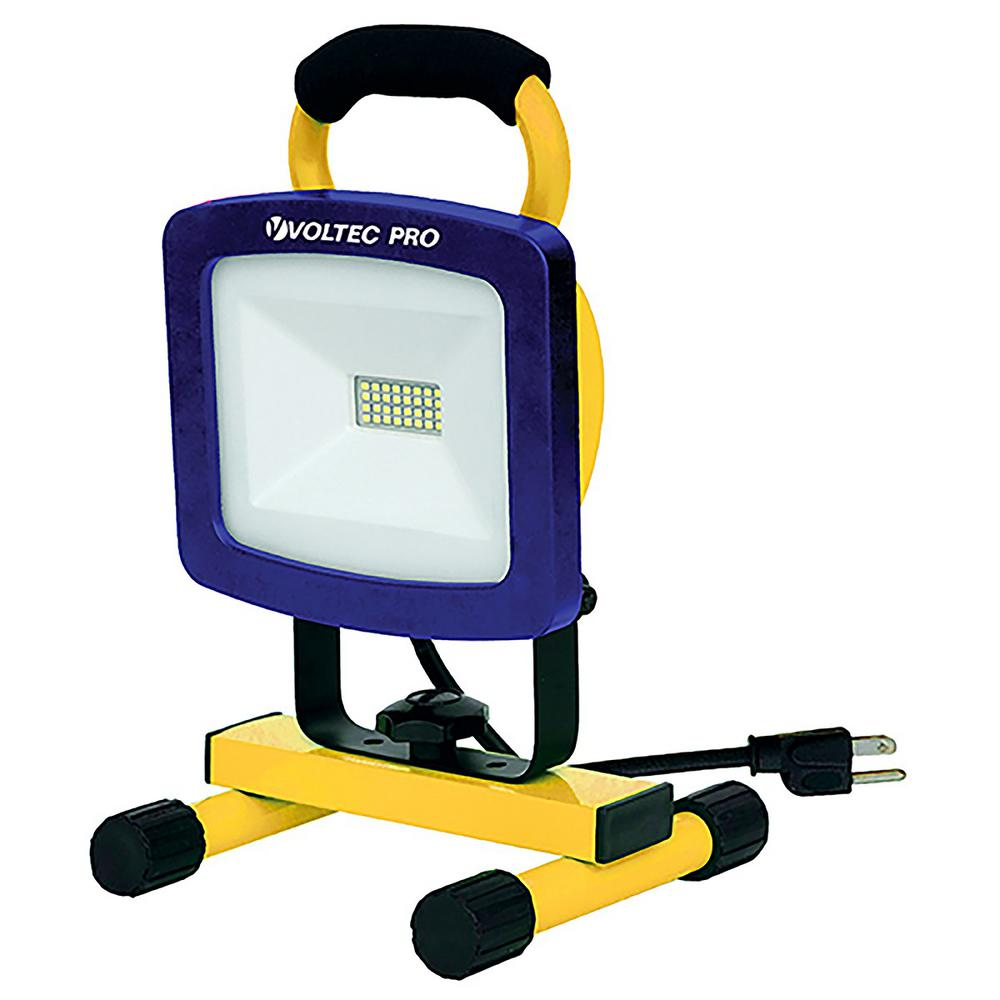 2200 Lumen 24-Watt AC LED Portable Work Light