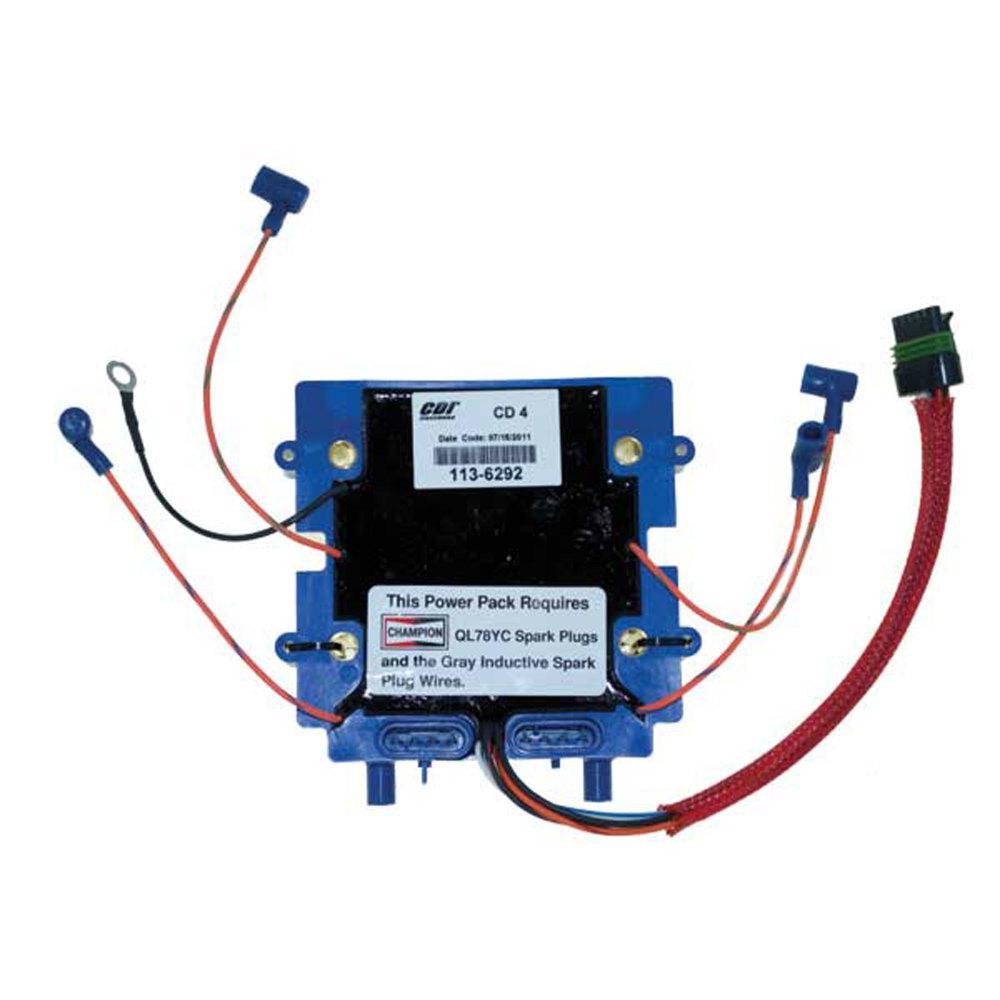 CDI Electronics Mercury/Mariner Voltage Regulator 2/3/4/6