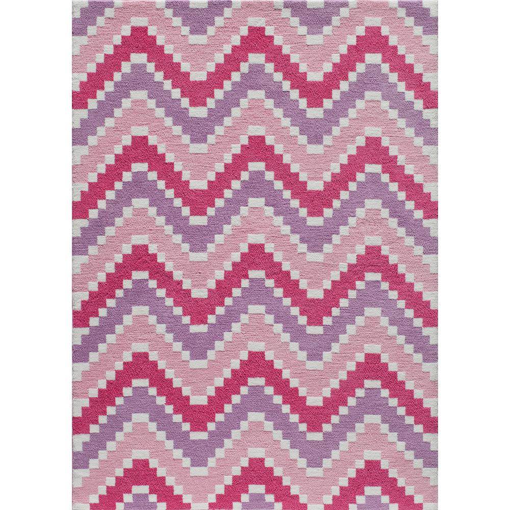 Heavenly Pink 2 ft. x 3 ft. Indoor Area Rug