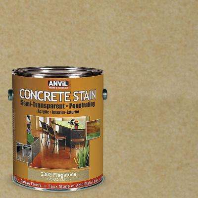 1-gal. Flagstone Semi-Transparent/Translucent Concrete Stain