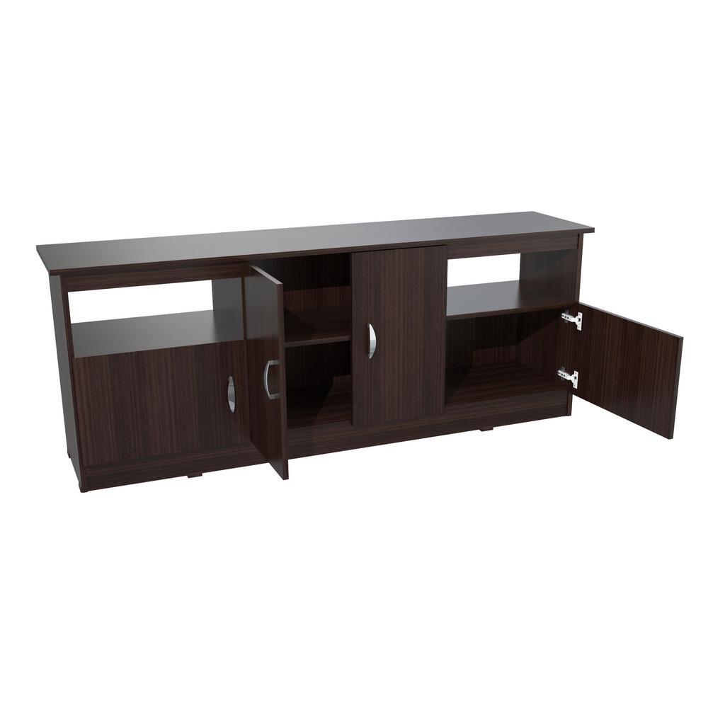 Espresso Wengue TV Stand