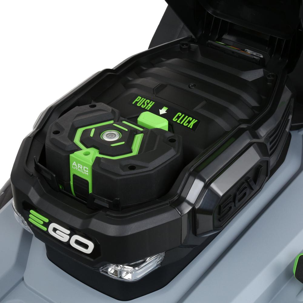 EGO LM2102SP Cordless Walk Behind Self-Propelled Lawn Mower
