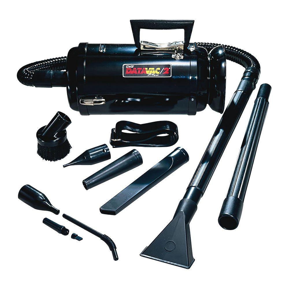 DataVac Pro Series Toner Vac, 1.17 Peak H.P. Handheld Vacuum with Variable Control