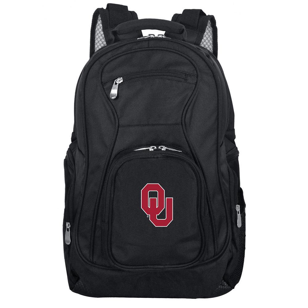 NCAA Oklahoma Laptop Backpack