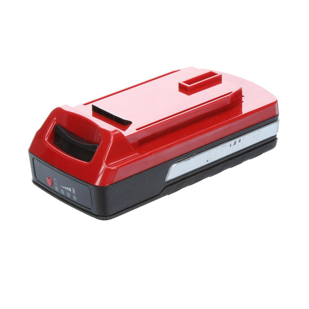 Toro 20-Volt Max Lithium-Ion Battery