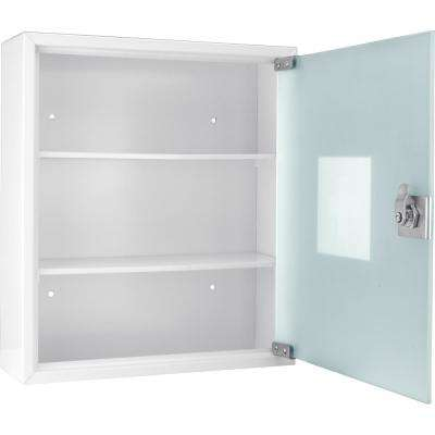 1-Piece Standard Medical Cabinet First Aid Kit