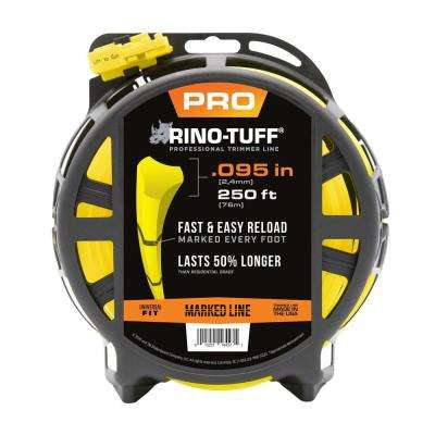 Heavy Duty 0.095 in. x 250 ft. Universal Trimmer Line
