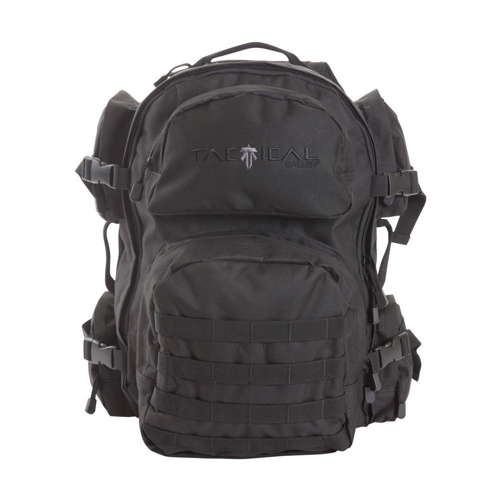 93657d0cf2f9 Allen Tactical Intercept Tactical Pack in Black-10857 - The Home Depot