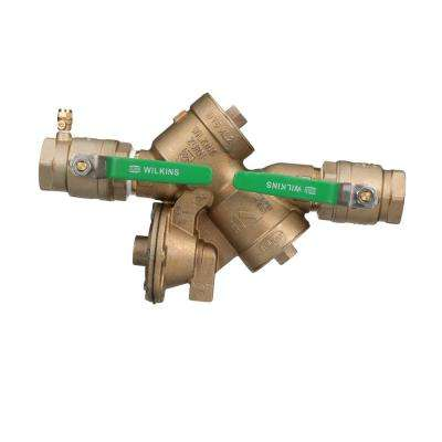 2 in. Lead-Free Reduced Pressure Principle Assembly Backflow Preventer