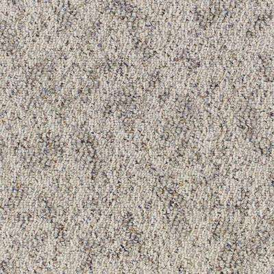 Kent - Color Mineral Beige Berber 15 ft. Carpet
