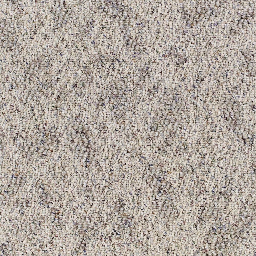 Kent - Color Mineral Beige Berber 15 ft. Carpet