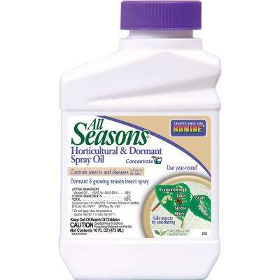 16 oz. All Seasons Horticultural Oil Concentrate