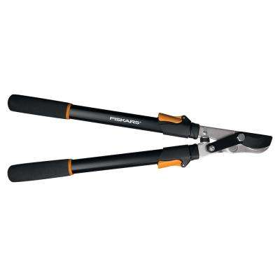 25 in 37 in telescoping bypass lopper - Garden Shears