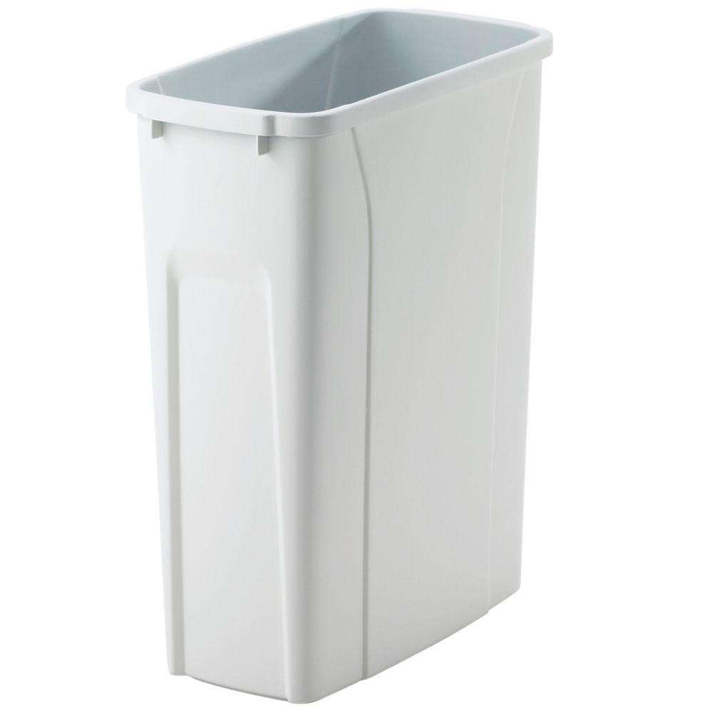 Knape & Vogt - Pull Out Trash Cans - Kitchen Cabinet Organizers ...